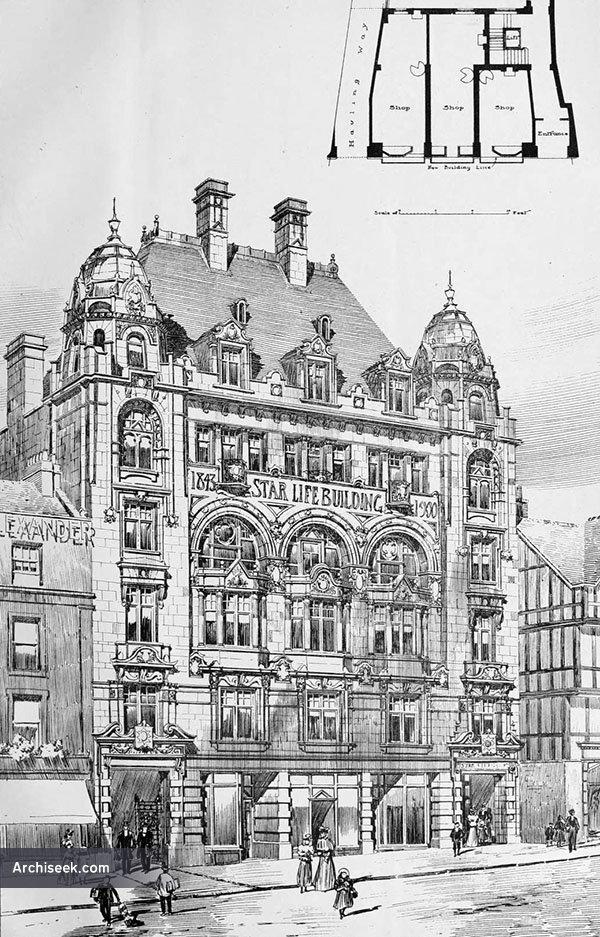 1899 – Dominions House, Bristol, Gloucestershire