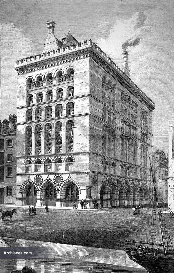 1869 – Granary, Bristol, Gloucestershire
