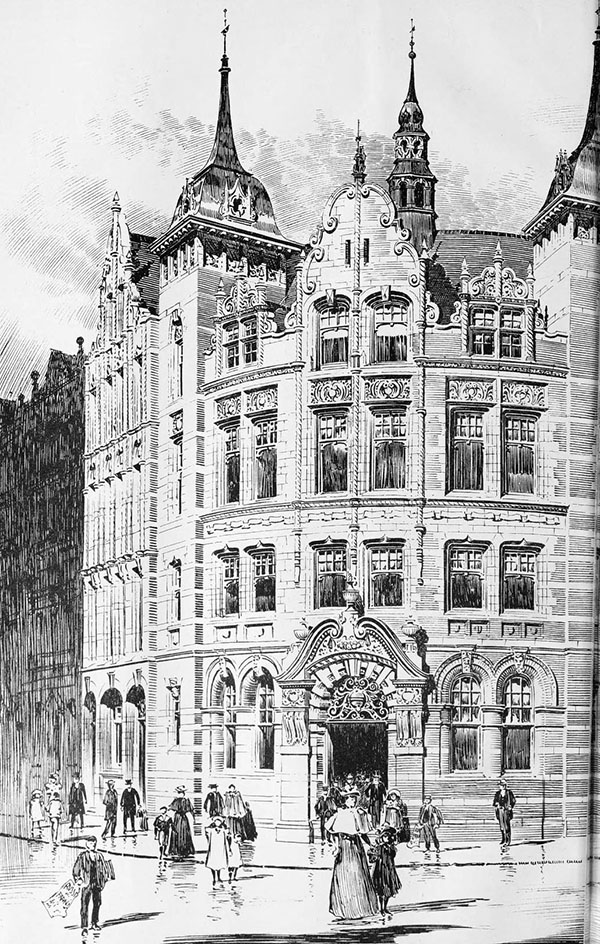 1899 – Canada House, Bristol, Gloucestershire