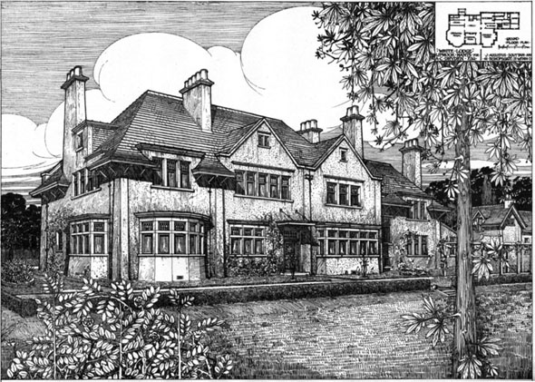 1906 – White Lodge, Liphook, Hampshire
