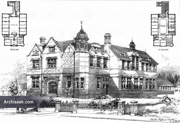 1901 – Bournemouth Schools, Hampshire