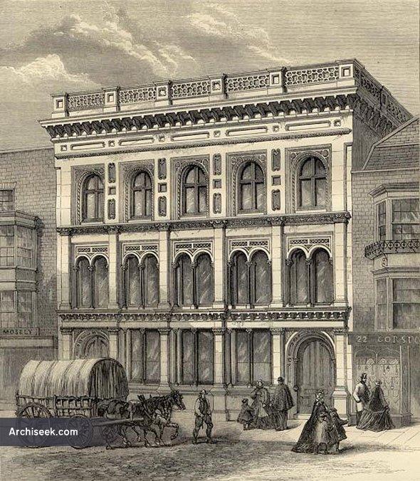 1866 – The Hampshire Bank, Southampton