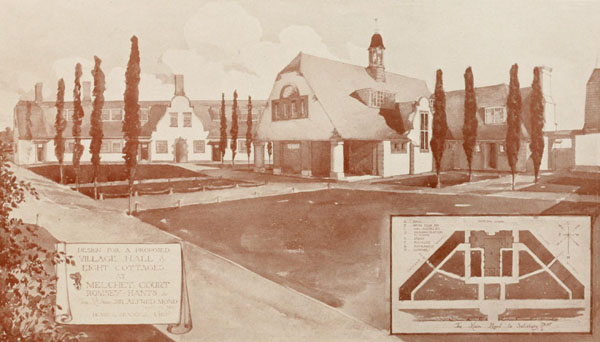 1920 – Estate of Cottages, Metchet Court, Hampshire