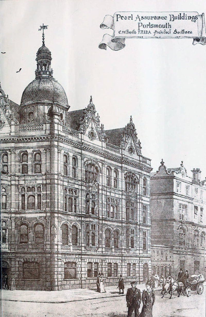 1899 – Charter House, Portsmouth, Hampshire