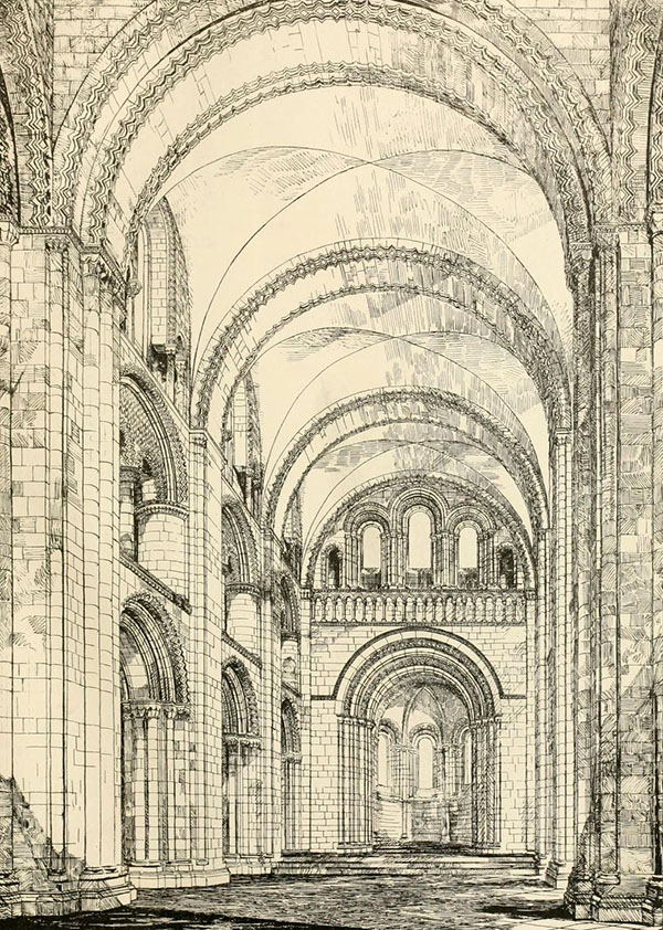 1878 &#8211; Hereford Cathedral, Herefordshire