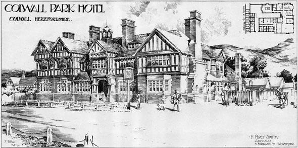 1905 &#8211; Colwell Park Hotel, Colwell, Herefordshire