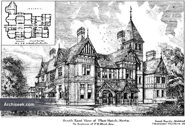 1879 – Plaw Hatch, Hertfordshire