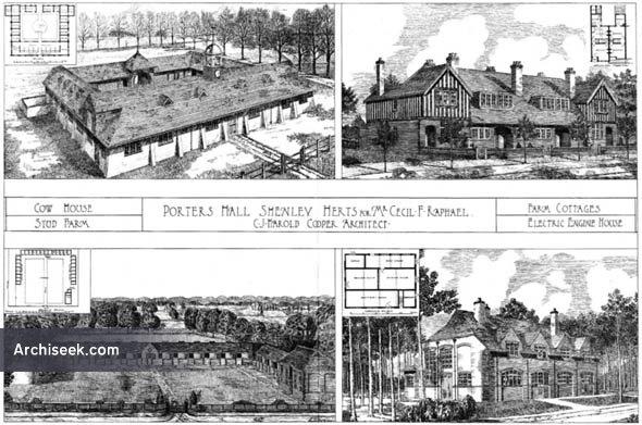 1903 – Porters Hall, Shenley, Hertfordshire