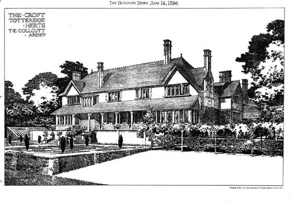 1896 &#8211; The Croft, Totteridge, Hertfordshire