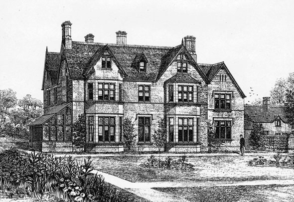 1885 &#8211; Colnehurst, Watford, Hertfordshire