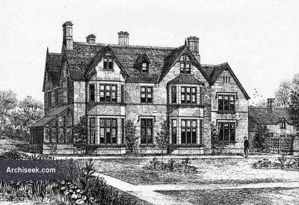 1885 – Colnehurst, Watford, Hertfordshire