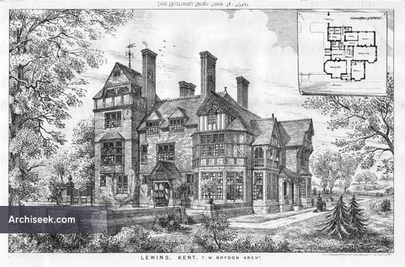1876 – Lewins, Kent