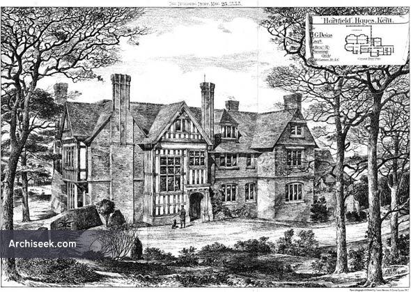1888 – Hartfield, Hayes, Kent
