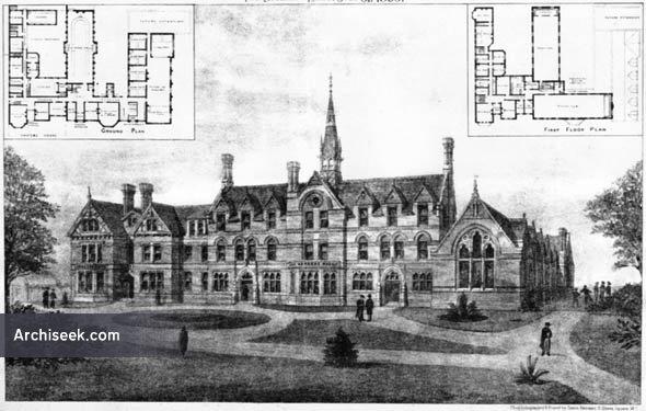 1885 – Wesleyan College, Canterbury, Kent