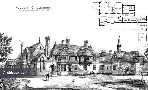 1878 – House at Chislehurst, Kent