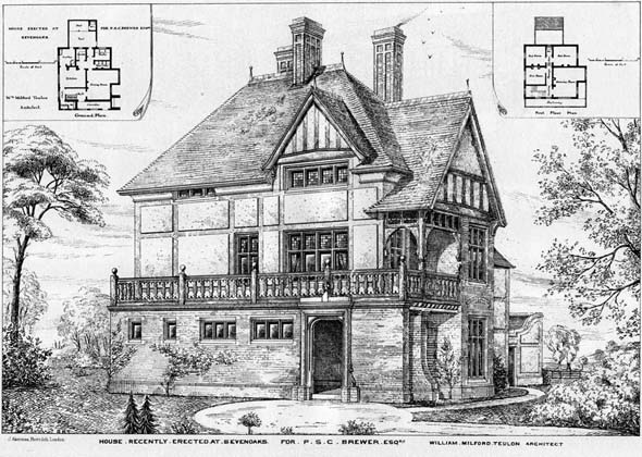 1878 &#8211; House, Sevenoaks, Kent