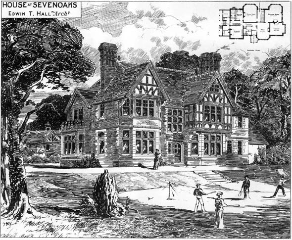 1883 &#8211; House, Sevenoaks, Kent
