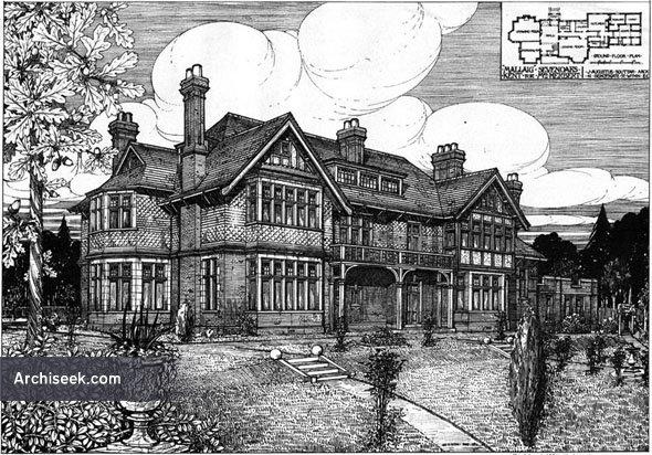 """1906 – """"Mallaig"""", Sevenoaks, Kent"""
