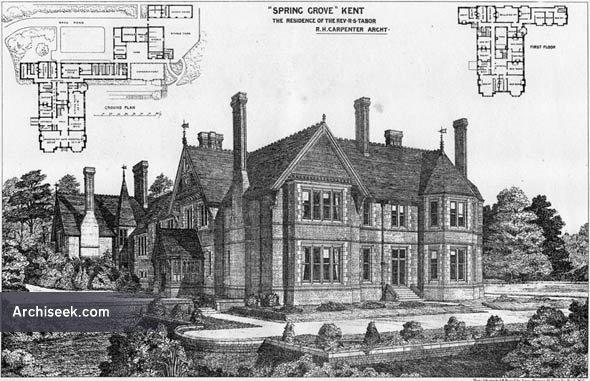 1875 – Spring Grove, Kent