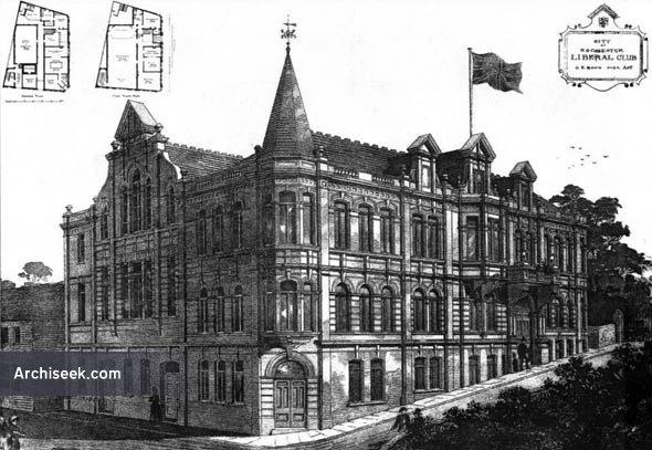 1888 – Liberal Club, Rochester, Kent