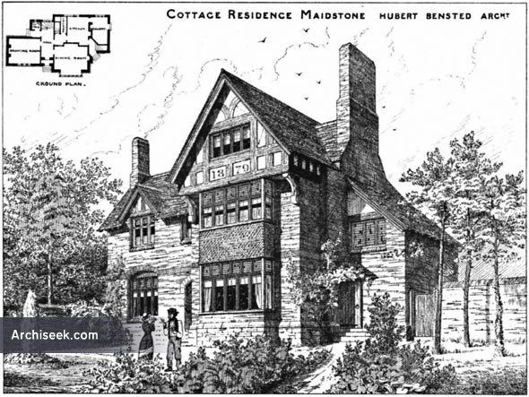 1880 – Cottage Residence, Maidstone, Kent