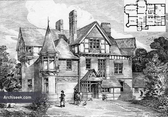 1879 – House, Sevenoaks, Kent