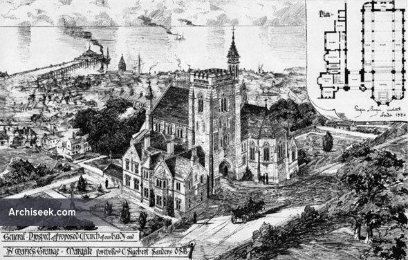 1886 – St. Mark's Grange, Margate, Kent