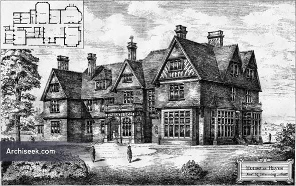 1886 – House at Hayes, Kent