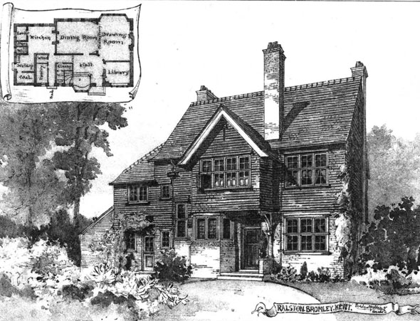 1901 &#8211; Ralston, Bromley, Kent