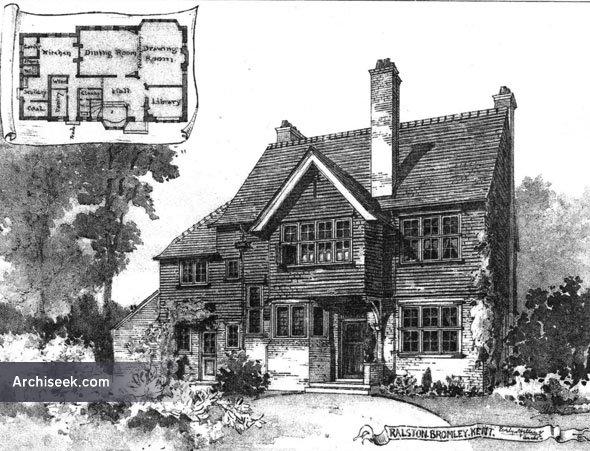 1901 – Ralston, Bromley, Kent