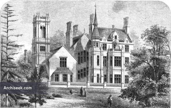 1863 – Dunsdale, Westerham, Kent