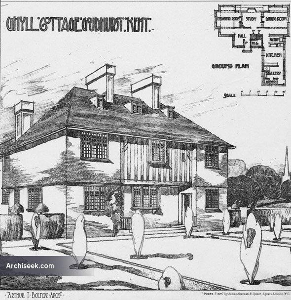 1902 – Ghyll Cottage, Goudhurst, Kent