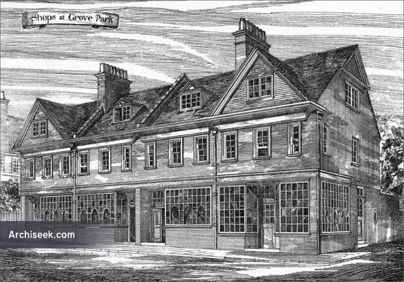 1883 – Shops, Grove Park, Kent