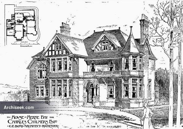 1899 – House at Herne Bay, Kent