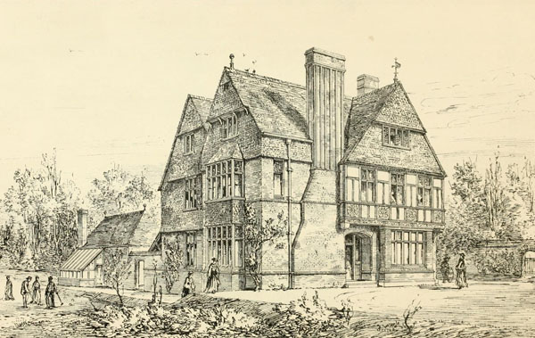 1874 – Orrest Bank, Orpington, Kent