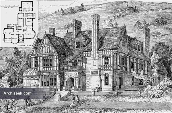 """1885 – """"The Mount"""", Westerham, Kent"""