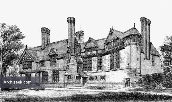 1872 – Grim's Dyke, Harrow Weald, Kent