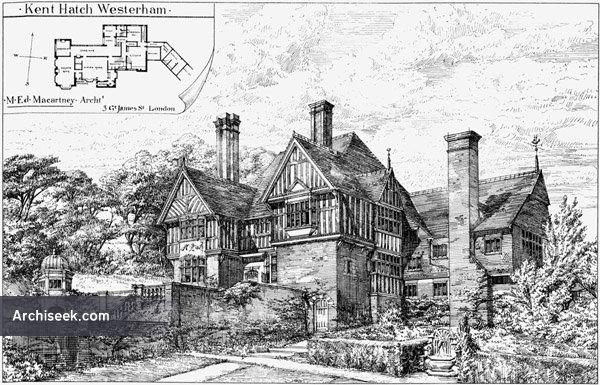 1882 – Kent Hatch, Westerham, Kent