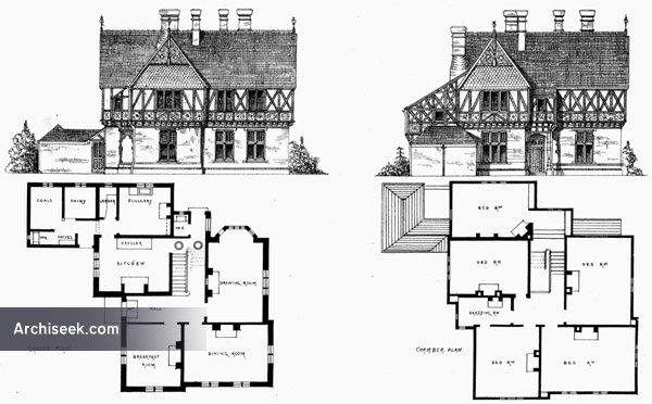 1872 – House, Bexley, Kent