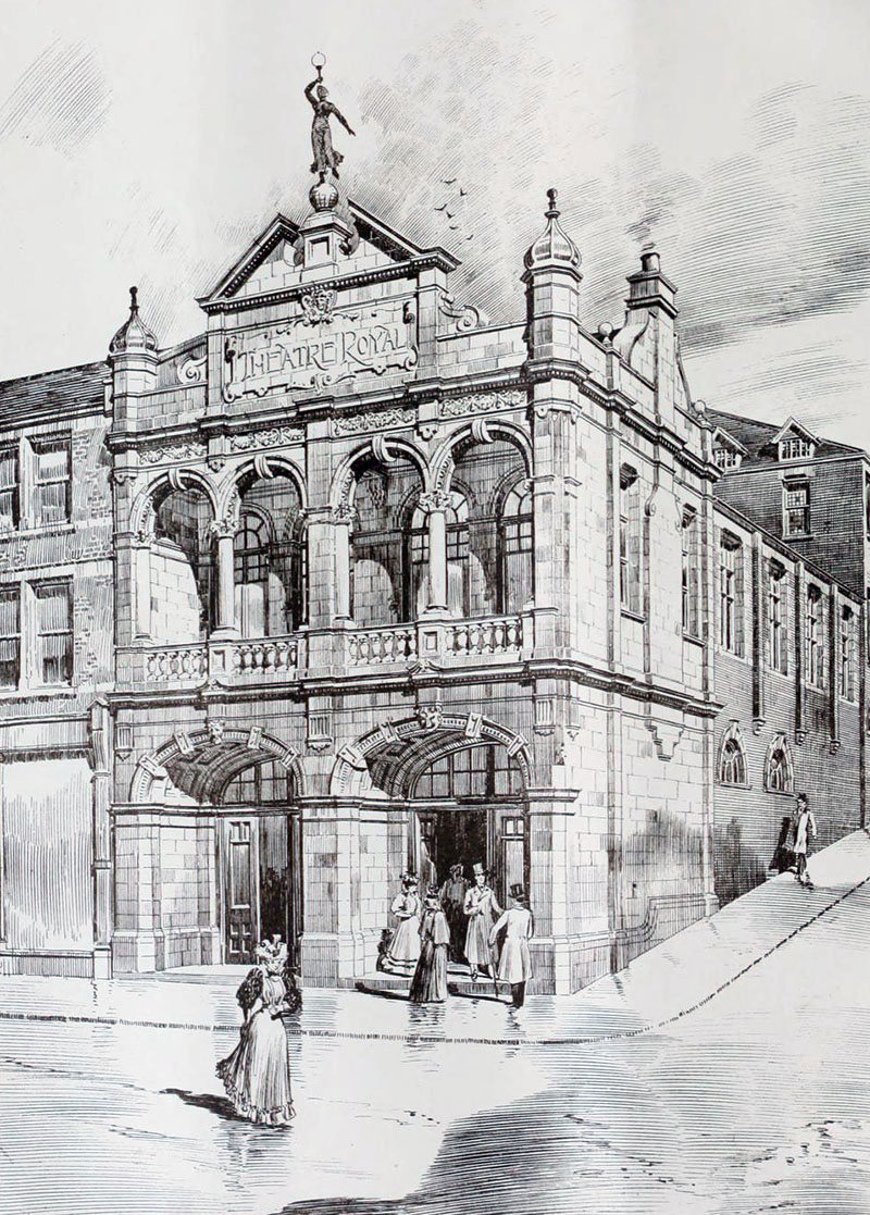 1898 – Theatre Royal, Chatham, Kent