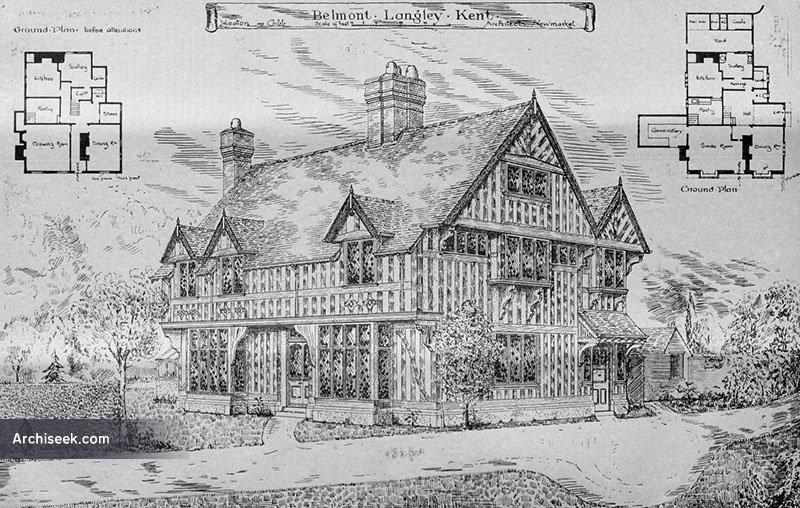1898 – 'Belmont', Langley, Kent