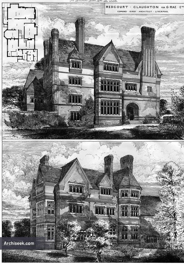 1885 – Redcourt, Claughton, Lancashire