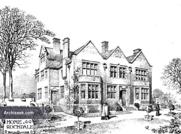 1905 – Victoria Memorial Nurses Home, Rochdale, Lancashire