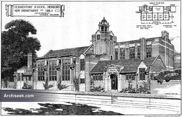 1910 – Elementary School, Didsbury, Lancashire