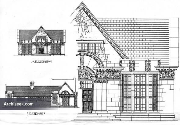 1903 – Heywood Free Library, Lancashire