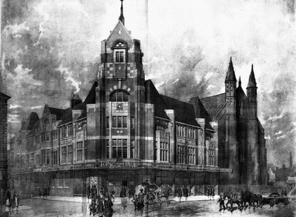 1906 &#8211; The Kings Hall, Bolton, Lancashire