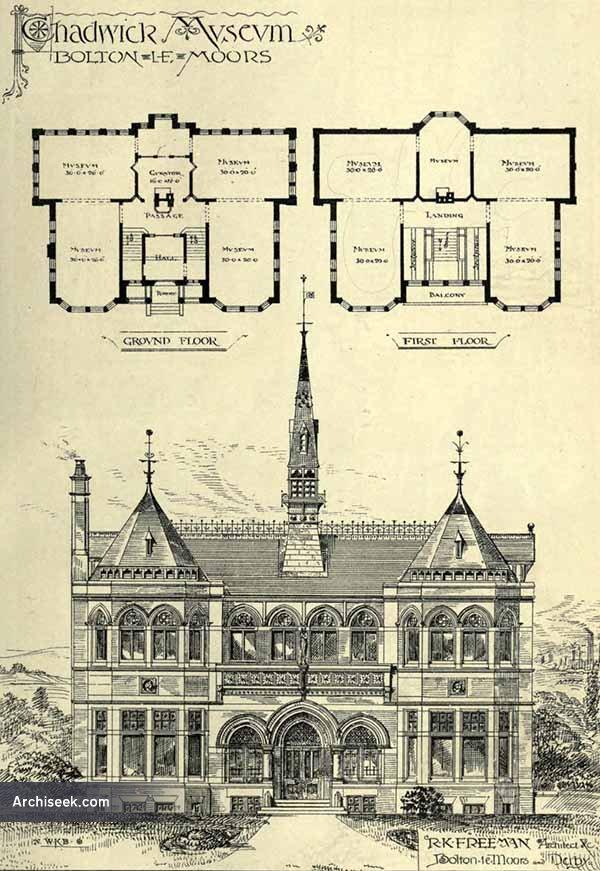 1881 – Chadwick Museum, Bolton le Moors, Lancashire