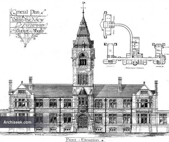 1881 – Infirmary, Bolton le Moors, Lancashire