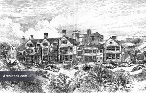 1886 – Abbeystead, Wyresdale, Lancashire