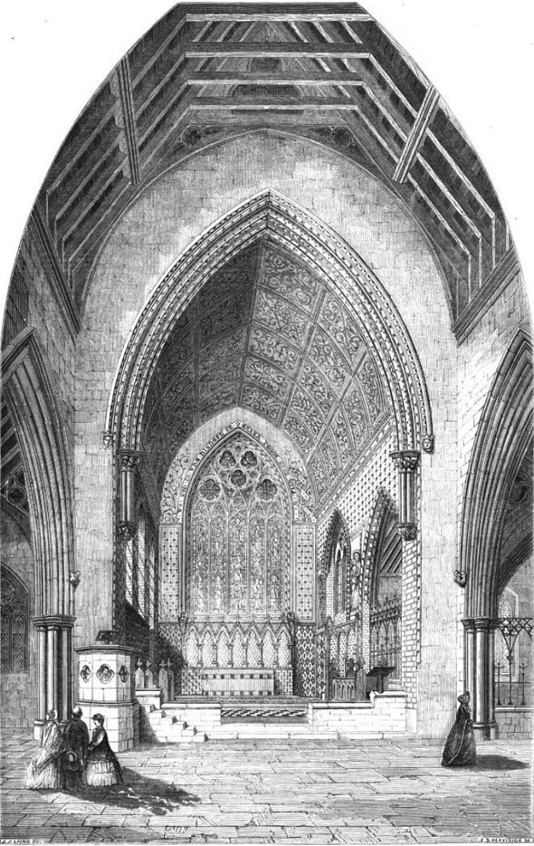 1861 – St. Alban's Church, Rochdale, Lancashire